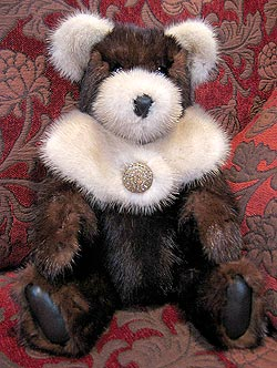 Ranch Mink Teddy Bear
