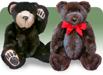 Stadler Fur Bears - Make a Gift of a Real Fur Teddy Bears
