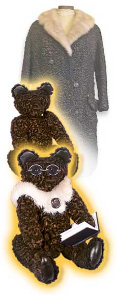 Stadler Fur Bears quality fur teddy bears from your heirloom coat